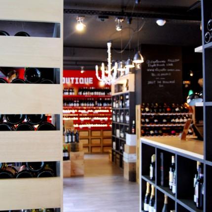 Etiquette – Smart wines | Bruxelles