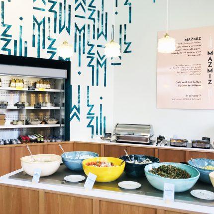 MAZMIZ, uncommon lebanese kitchen